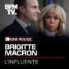 Logo of the podcast Brigitte Macron, l'influente