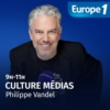 Logo of the podcast Culture médias - Philippe Vandel