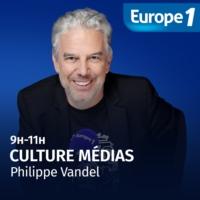 Logo du podcast Culture médias - Philippe Vandel