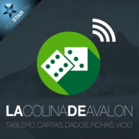 Logo of the podcast La Colina de Avalon