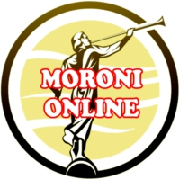 Logo of the podcast MORONI FM AFRICA ONLINE