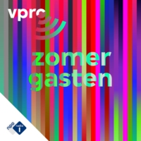 Logo of the podcast Zomergasten Podcast - Romana Vrede