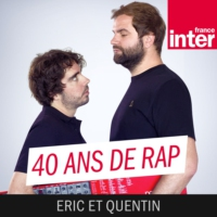 Logo of the podcast 40 ans de rap français