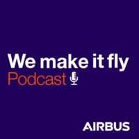 Logo of the podcast We Make It Fly