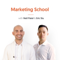 Logo du podcast Marketing School | Digital Marketing | Online Marketing