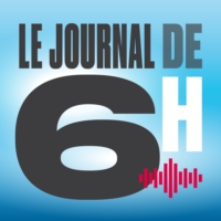 Logo of the podcast Le Journal de 6h - Présenté par Fabrice Gaudiano - 01.09.2020