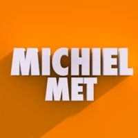 Logo of the podcast Michiel Met