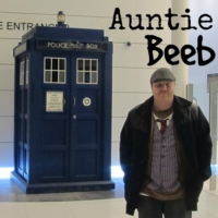 Logo of the podcast Auntie Beeb