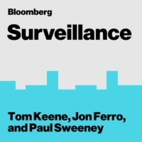 Logo of the podcast Bloomberg Surveillance
