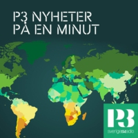 Logo du podcast P3 Nyheter på en minut
