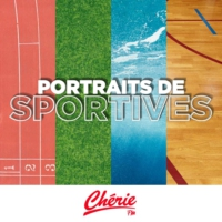 Logo of the podcast Portraits de sportives