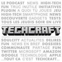 Logo of the podcast I Will Be Back! - TechCraft Episode 335