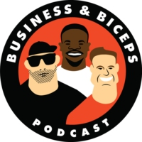 Logo du podcast Business & Biceps