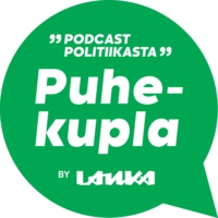 Logo of the podcast Puhekupla