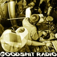 Logo of the podcast Goodshit Radio podcast 790 med DRM