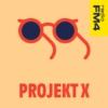 Logo of the podcast FM4 Projekt X