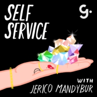 Logo of the podcast Self Service with Jerico Mandybur