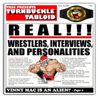 Logo du podcast Turnbuckle Tabloid