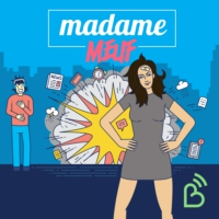 Logo of the podcast Madame Meuf