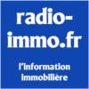 Logo du podcast radio-immo.fr, l'information immobilière