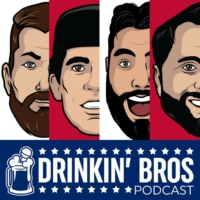 Logo du podcast Drinkin' Bros Fake News #90 - Texas Is Back!