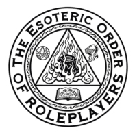 "Logo of the podcast [Runequest: Roleplaying in Glorantha] ""Character Creation"" (Session Zero)"