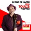 Logo du podcast Eric Toulis - Le top de l'actu sur Rire & Chansons