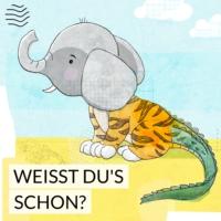 Logo of the podcast Weißt du's schon? - Das Hörrätsel für Kleine und Große