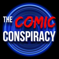 Logo of the podcast The Comic Conspiracy