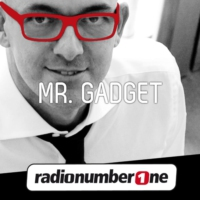 Logo of the podcast Mr. Gadget Radio Number One