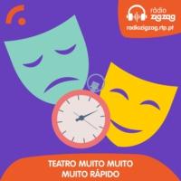 Logo du podcast Teatro Muito Muito Muito Rápido