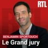 Logo of the podcast Le Grand Jury