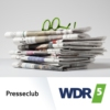 Logo of the podcast WDR 5 Presseclub