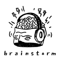 Logo du podcast Brainstorm