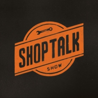 Logo of the podcast ShopTalk