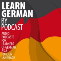Logo du podcast 02 The German Alphabet