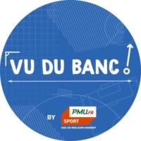 Logo of the podcast Vu du banc - Le podcast du jeu