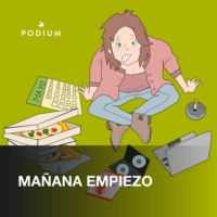 Logo of the podcast E08 Mañana empiezo…¿a madrugar?