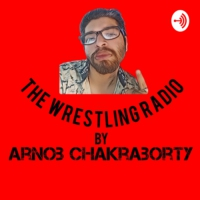 Logo du podcast The Wrestling Radio by Arnob Chakraborty
