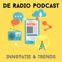 Logo of the podcast De Radio Podcast