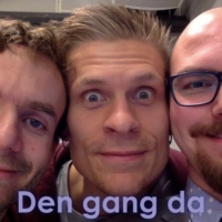 Logo of the podcast Den gang da - Historie og samfunn