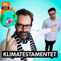 Logo du podcast Klimatestamentet: It's Fashion, baby!