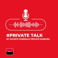 Logo of the podcast #PrivateTalk by Societe Generale Private Banking