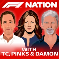 Logo du podcast F1 Nation