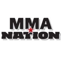 Logo of the podcast MMA Nation
