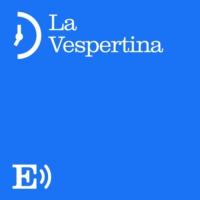 Logo of the podcast La Vespertina