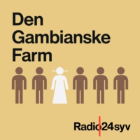 Logo of the podcast Den Gambianske Farm