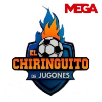 Logo of the podcast El Chiringuito de Jugones
