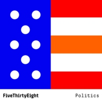 Logo of the podcast FiveThirtyEight Politics