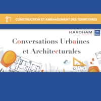 Logo of the podcast Conversations urbaines et architecturales